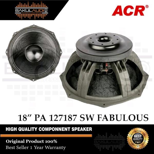 Gambar Speaker Acr 18 Inch Fabulous 127187