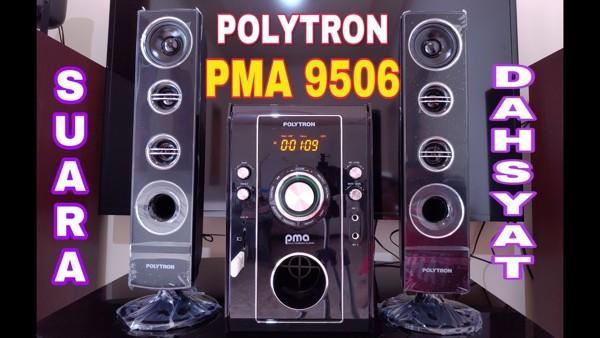 Gambar Speaker Aktif Polytron Bluetooth PMA 9506