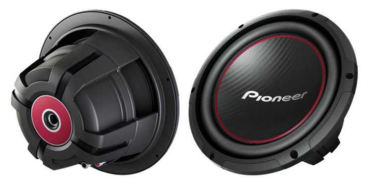 Gambar Subwoofer Mobil PionGambar Subwoofer Mobil Pioneer TS-W254Reer TS-W254R