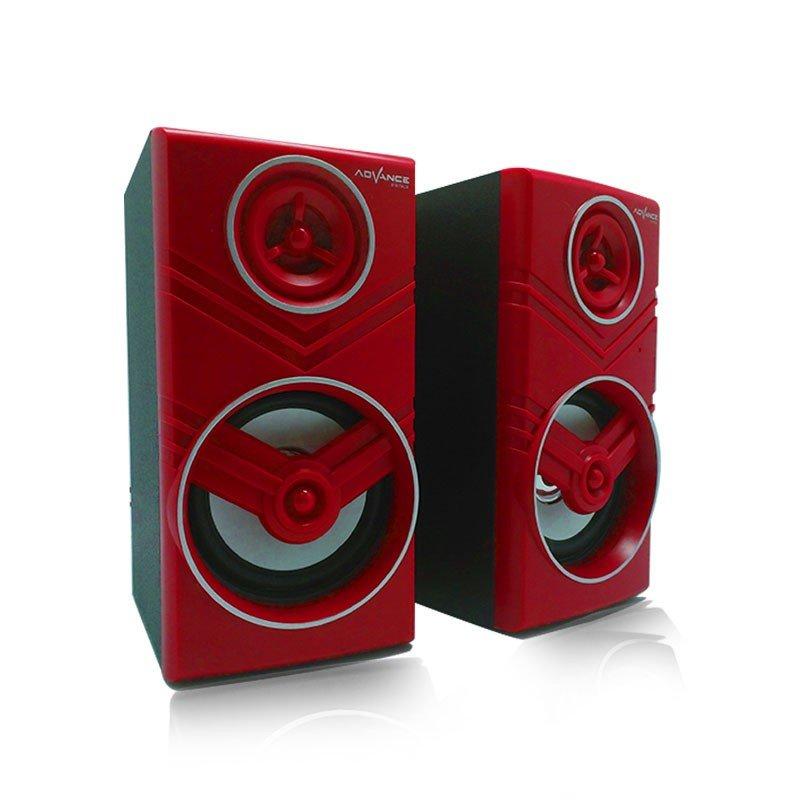 Gambar Speaker Advance Duo 080