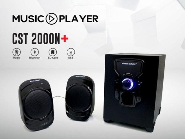 Gambar Speaker Simbadda CST 2000N+