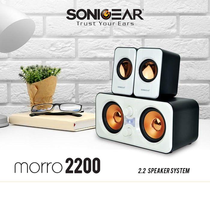Gambar Speaker Sonicgear Morro 2200