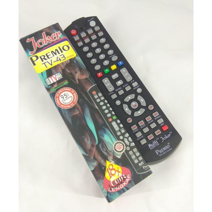 Gambar Remote TV Multi Joker RM99+ID