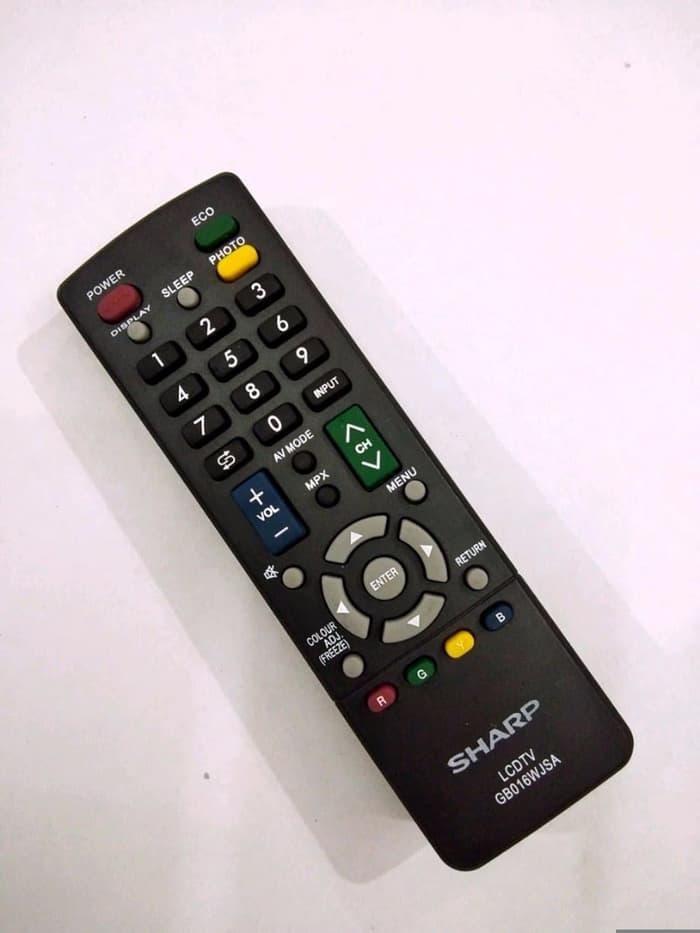 Gambar Remote TV Sharp