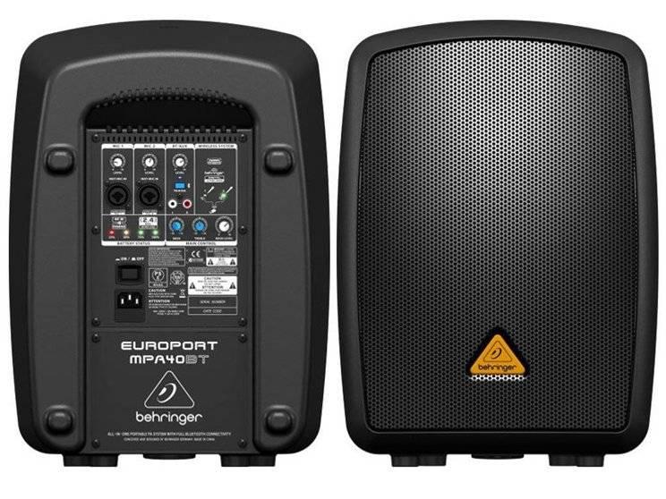 Gambar Sound System Portable Terbaik
