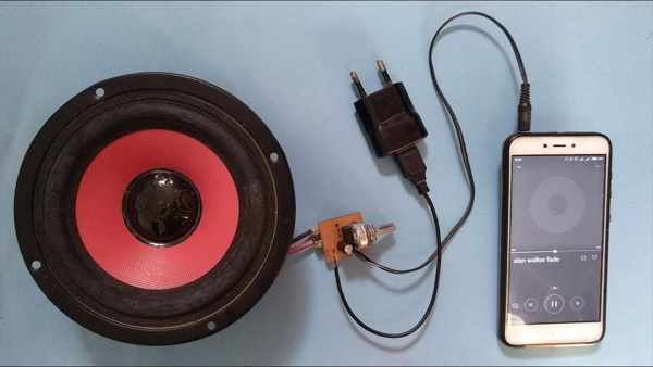 Gambar Cara Membuat Speaker Aktif Mini Untuk HP