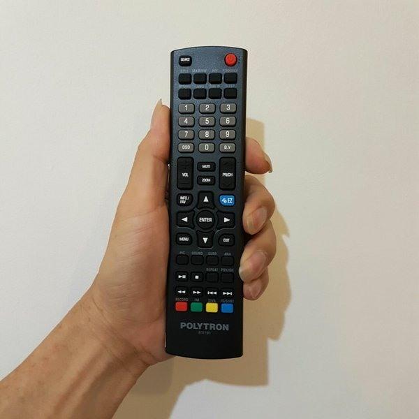 Gambar Remote Tv Polytron Led
