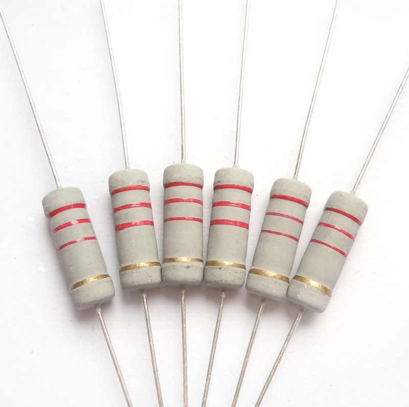 Gambar Resistor 2k2 Ohm